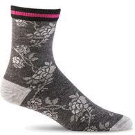 Goodhew Sockwell Women's Varsity Rose Quarter Sock