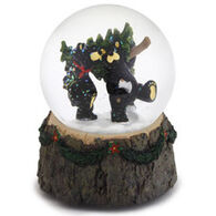 Big Sky Carvers The Perfect Tree Snowglobe