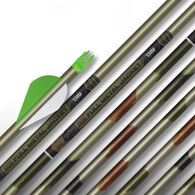 Easton 5mm FMJ Limited Edition Woodland Camo Carbon / Aluminum Arrow - 6 Pk.