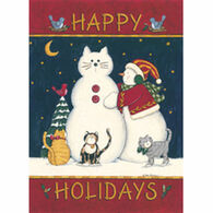 LPG Greetings Cats Boxed Christmas Cards