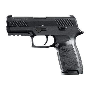 SIG Sauer P320 Nitron Carry 9mm 3.9 17-Round Pistol