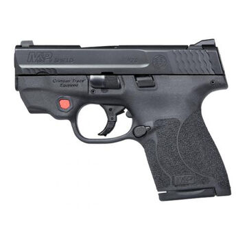 Smith & Wesson M&P9 Shield M2.0 Int. Crimson Trace Red Laser NTS 9mm 3.1 7-Round Pistol