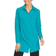 Coolibar Women's Tunic UPF 50+ Long-Sleeve Shirt