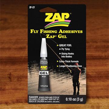 Hareline Zap Gel Fly Tying Adhesive