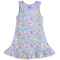 Flap Happy Girl's Jillian A-Line Sleeveless Dress