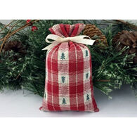 Moosehead Balsam Fir Pine Tree Plaid Bag