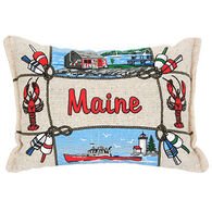 "Paine Products 4.5"" x 6.5"" Maine Coast Balsam Pillow"