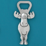 Basic Spirit Moose Bottle Opener
