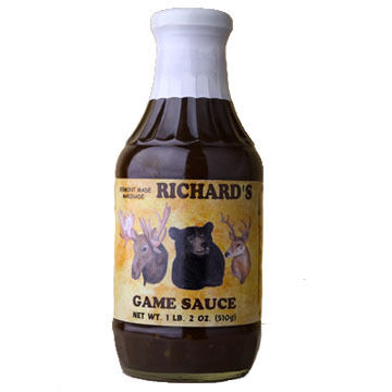 Richard's Game Sauce, 19 oz.