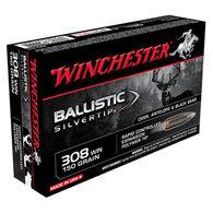 Winchester Ballistic Silvertip 308 Winchester 150 Grain Polymer Tip Rifle Ammo (20)