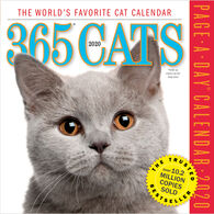 365 Cats 2020 Page-A-Day Calendar by Workman Publishing