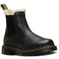 Dr. Martens AirWair Women's 2976 Leonore Wyoming Leather Fur-Lined Chelsea Boot