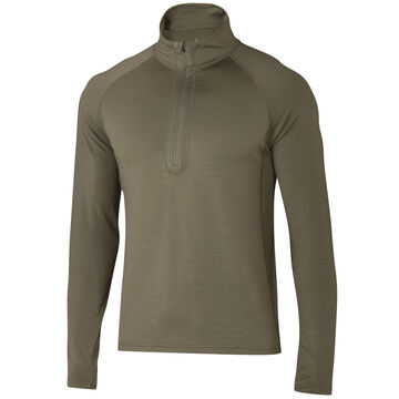 Ibex Men's Indie Half-Zip Baselayer Top