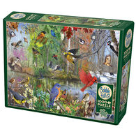 Outset Media Jigsaw Puzzle - Birds of the Season
