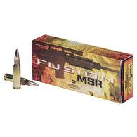 Fusion MSR 223 Remington (5.56x45mm) 62 Grain Fusion BT Rifle Ammo (20)