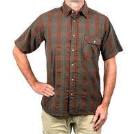 Flyshacker Men's Pucker Short-Sleeve Shirt