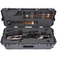 SKB iSeries 3613-12 Ultimate Waterproof Wheeled Crossbow Case