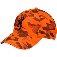 Browning Men's Blaze Camo Cap