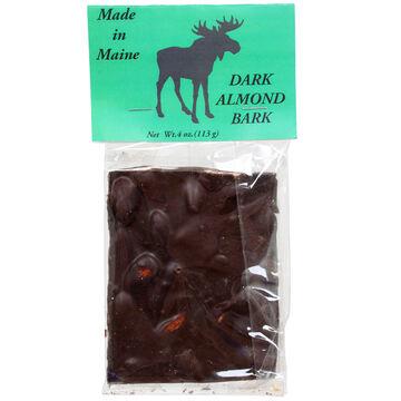 Wilburs of Maine Dark Chocolate Almond Bark