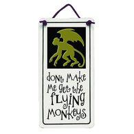 """Spooner Creek """"Flying Monkeys"""" Mini Charmers Tile"""