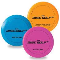 Franklin Sports Disc Golf Disc Set