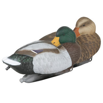 Flambeau Sleeping Mallard Decoy - 4 Pk.