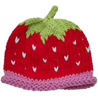 Huggalugs Infant/Toddler Very Berry Beanie Hat