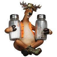Rivers Edge Deer Glass Salt and Pepper Shakers