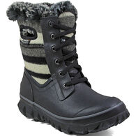 Bogs Women's Arcata Stripe Insulated Boot