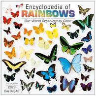 Sellers Publishing Encyclopedia of Rainbows 2020 Wall Calendar