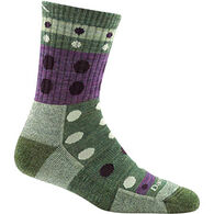 Darn Tough Vermont Women's Blazes Micro Crew Cushion Sock