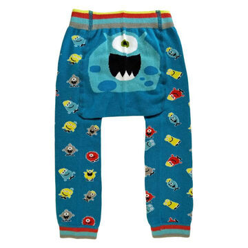 Huggalugs Infant/Toddler Monster Knit Pant