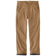 Carhartt Men's Rugged Flex Rigby Dungaree Knit Lined Pant