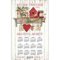 Kay Dee Designs 2019 Kitchen Sentiments Calendar Towel
