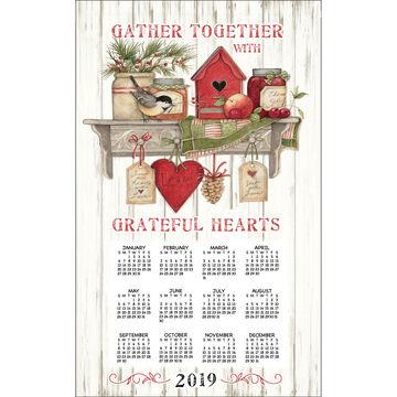 Kay Dee Designs 2019 Kitchen Sentiments Calendar Towel