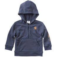 Carhartt Toddler Boy's Half-Zip French Terry Sweatshirt