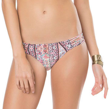 O'Neill Women's Free Spirit Knotted Tab Side Bottoms