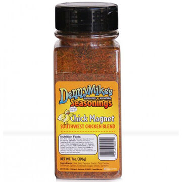 DennyMikes Chick Magnet Shaker, 7 oz.
