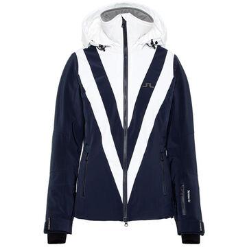 J. Lindeberg USA Womens Wrangell Dermazix EV Jacket