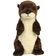 "Aurora River Otter 14"" Plush Stuffed Animal"