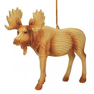 Cape Shore Moose Ornament