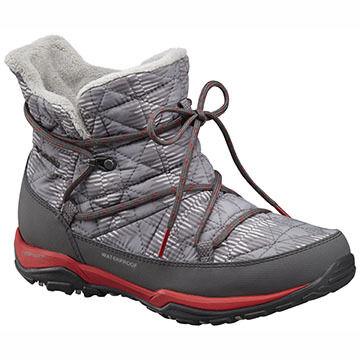 Columbia Womens Loveland Shorty Omni-Heat Waterproof Boot