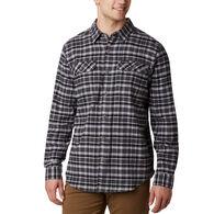 Columbia Men's Flare Gun Stretch Flannel Long-Sleeve Shirt