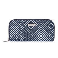 Travelon RFID-Blocking Single Zip Wallet