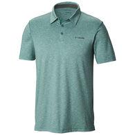 Columbia Men's Tech Trail Polo Short-Sleeve Shirt