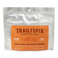 Trailtopia Rocky Road Pudding - 2 Servings