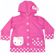 Western Chief Girls' Hello Kitty Raincoat