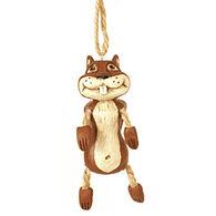 Bert Anderson Collection Squirrel Ornament