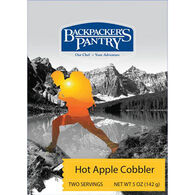 Backpacker's Pantry Hot Apple Cobbler - 2 Servings