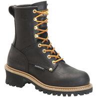 Carolina Women's Waterproof Steel Toe Logger Boot